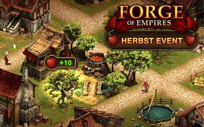 Forge of Empires - Herbst-Event 2016: So funktionierts