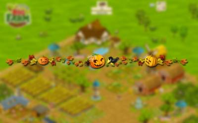 Big Farm - Halloween-Event 2016: So funktionierts