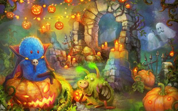 Charm Farm - Halloween-Event 2016