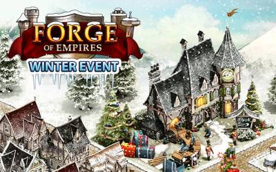 Forge of Empires - Winter-Event 2016: So funktionierts