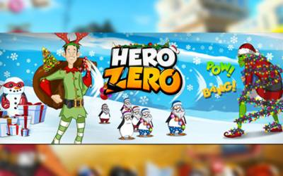 Hero Zero - Gratis Key mit 100 Donuts & Mission Booster