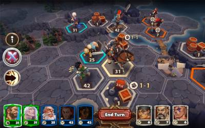 Warlords - InnoGames kauft Mobile Game von Wooga