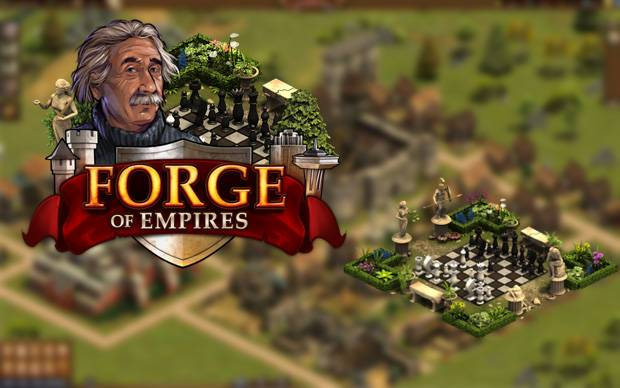 Forge of Empires - Albert Einstein: Historische Quests