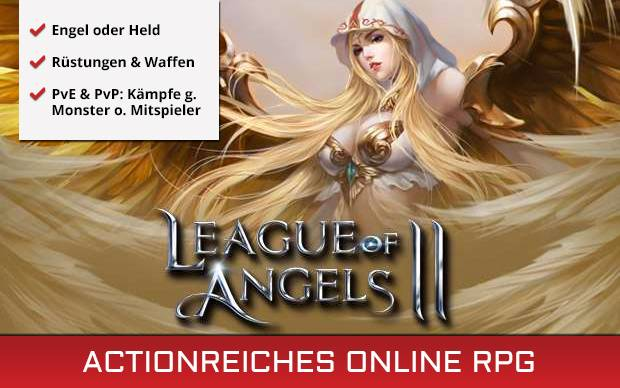 League of Angels 2 Online RPG