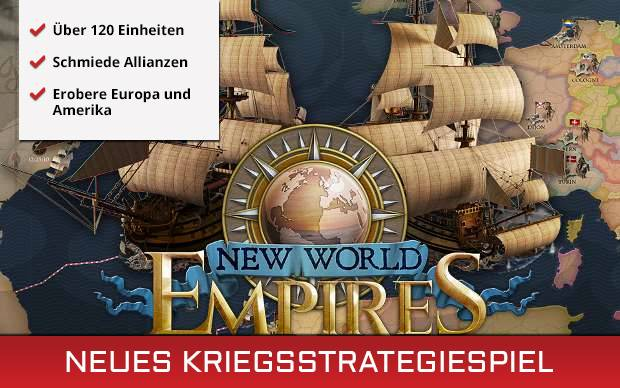 New World Empires Kriegsspiel