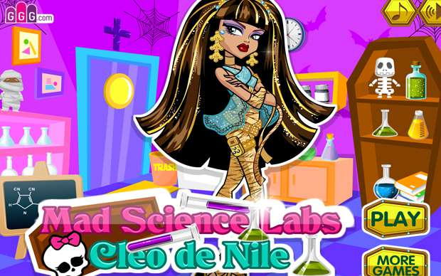Mad Science Labs