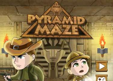 The Pyramid Maze