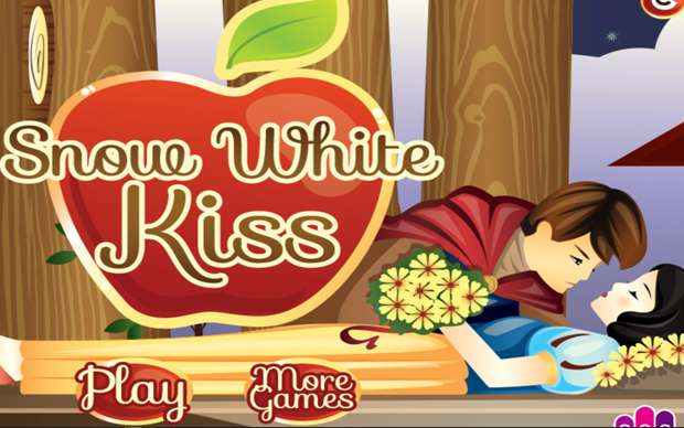 Snow White Kiss