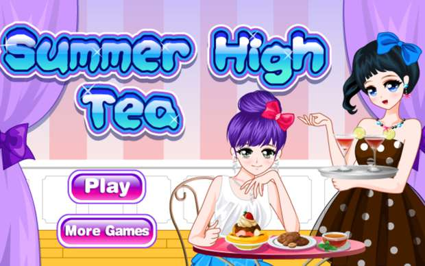 Summer High Tea