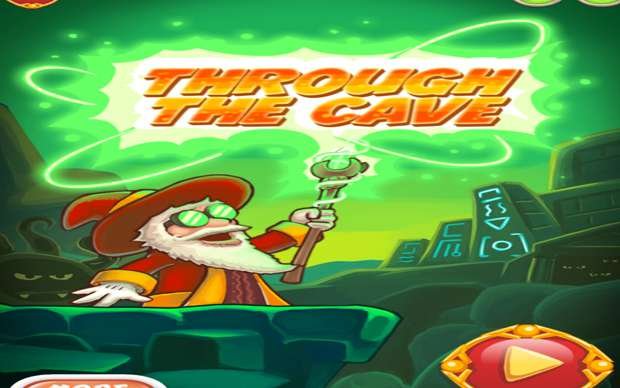 Through the Cave 1