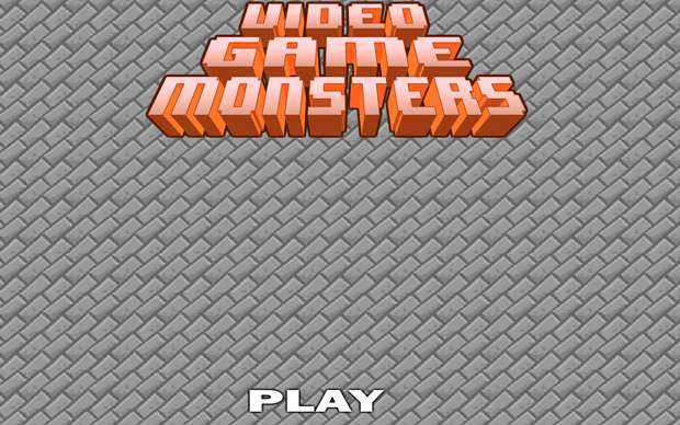 Video Game Monster